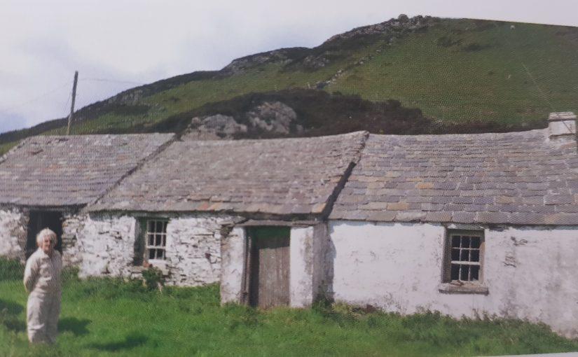 A beautiful stone cottage