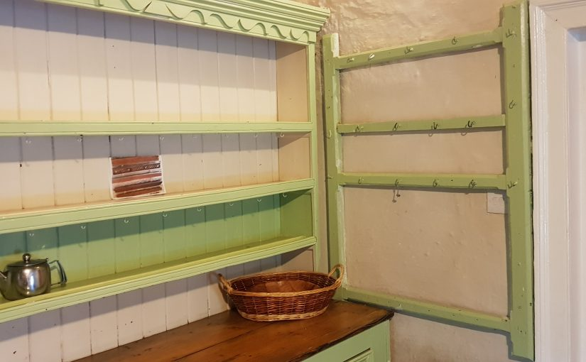 Irish vernacular furniture